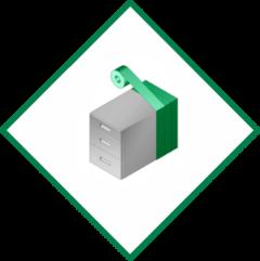 Verpackungsmaschine für Zerlegte Ware & Möbelkorpus