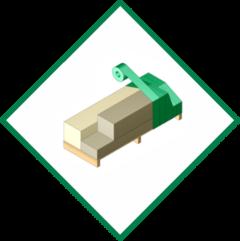 Palettenwickler, Fixieren & Verpacken