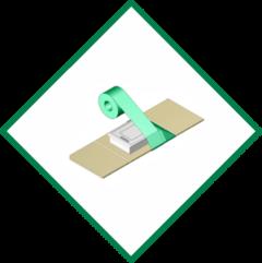 Tray-Verpackungen Unterschiedlichsten Produkthöhen und -gewichte